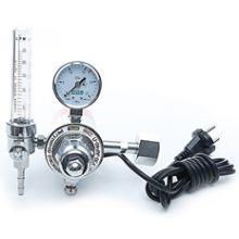 Регулятор расхода газа универсальный  MTL У30-АР40П-220 (Ar/CO2) с подогревателем 220В