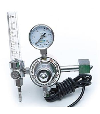 Регулятор расхода газа универсальный MTL У30-АР40П-36 (Ar/CO2) с подогревателем 36В
