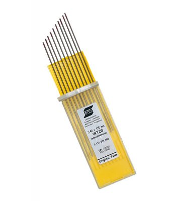 Электрод вольфрамовый WL-15 (Gold Plus) ф 2,4мм