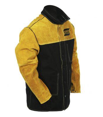 Куртка сварщика Proban/кожа, XL