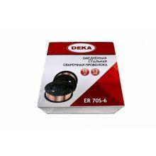 Проволока DEKA ER70S-6 ф 1,2мм 15кг